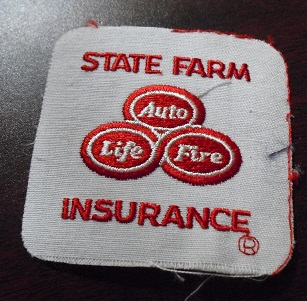 State Farm Embroidery Logo